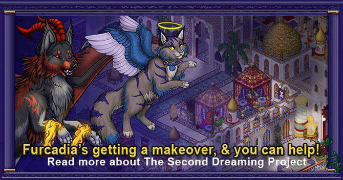 Read more about The Second Dreaming Project