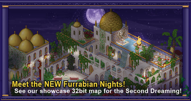 New Furrabia Nights Dream!
