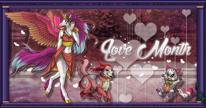 Love Month!