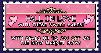 Sweetheart Sales!
