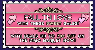 Furcadia (Square) Love month sales