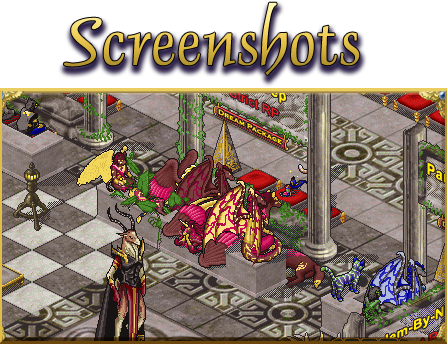 Groups and Guilds Day - Furcadia Screenshot