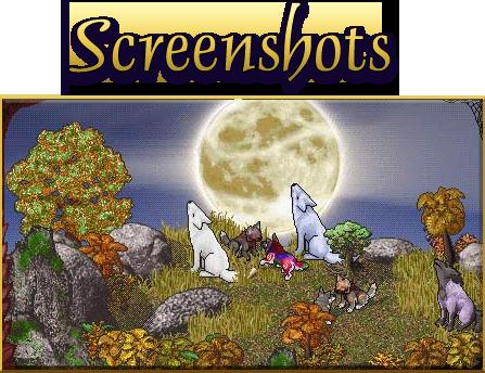 WolfHowl Festival - Furcadia Screenshot