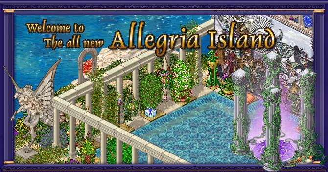 New Allegria Island