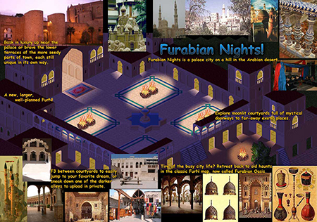 Furrabian Nights Starting Design