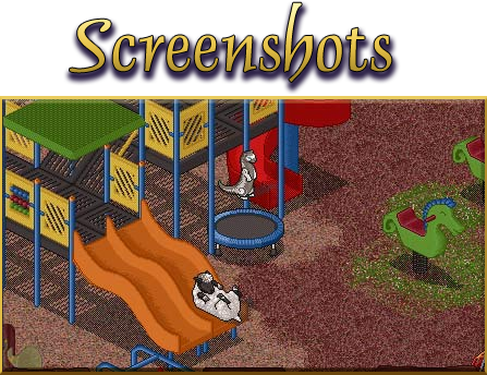 Camp Kiwi - Furcadia Screenshot