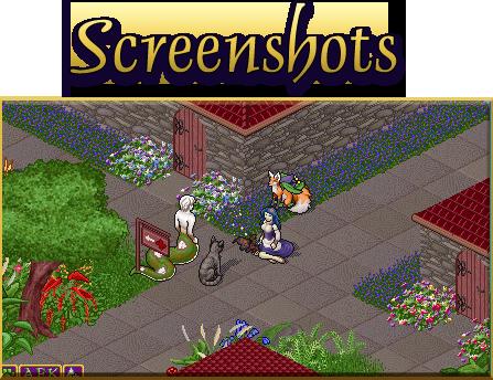 Paradise Haven - Furcadia Screenshot